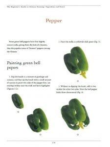 chinees penseelschilderen voor de beginner - paprika