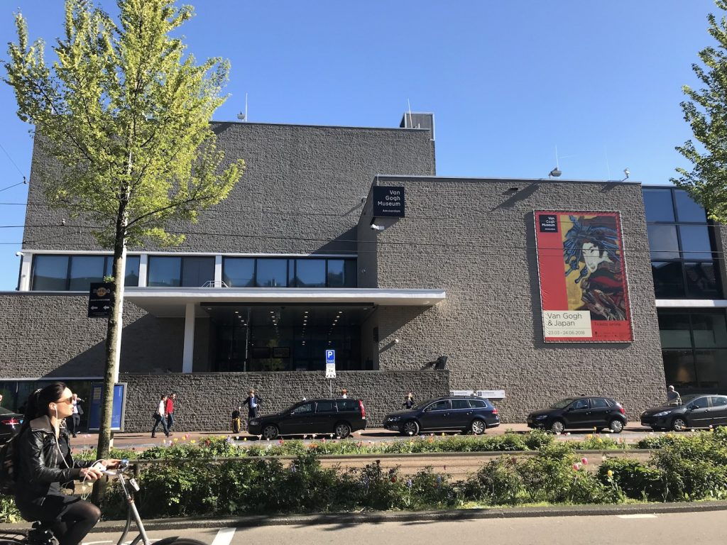 Van Gogh en Japan in het Van Gogh Museum