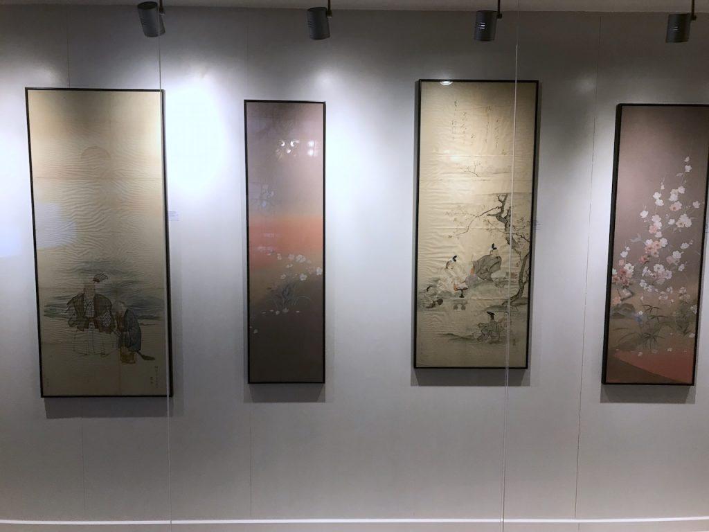 Oosters licht - Japanse schilderijen op zijde en rijstpapier