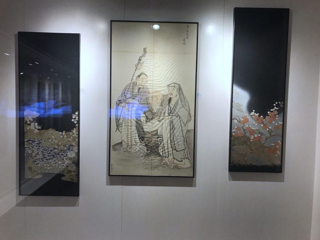 Oosters Licht Japanse hangende scrolls