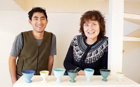 Li Zhen en Simone Haak