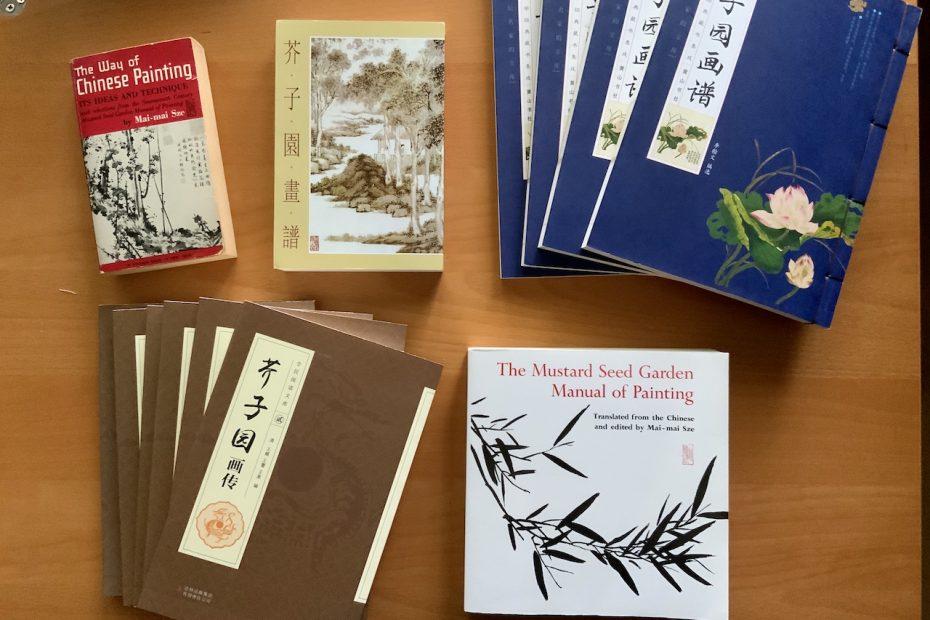 Mosterdzaadtuin, Handboek van de Schilderkunst