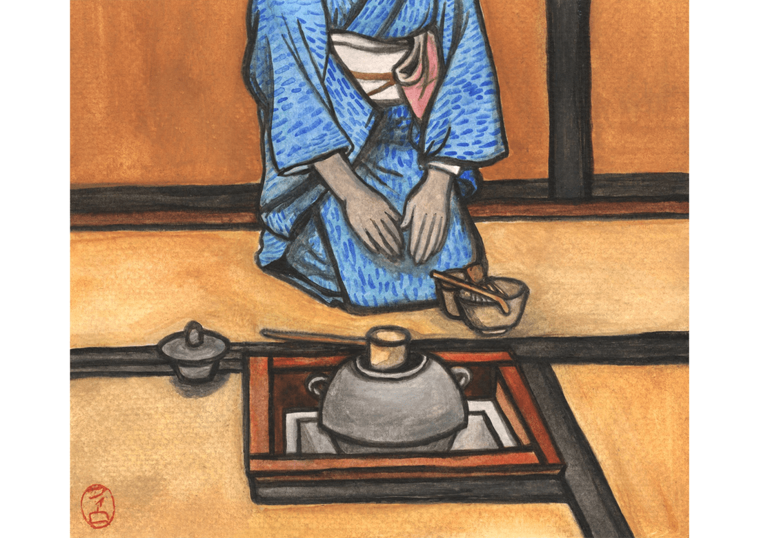 Stories from Kameoka - Fumiko Nabika