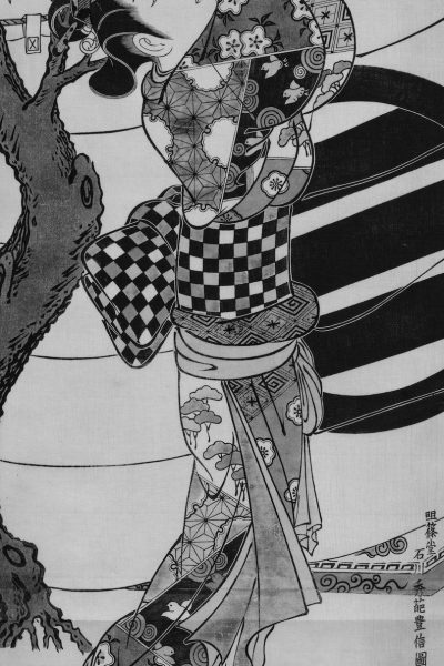 ukiyo-e japanse houtdruk